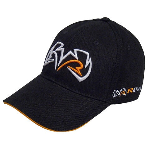 Rival Baseball cap, Black-Orange-White