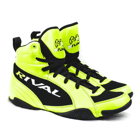 RSX-Guerrero SHINY Lo-Top Boxing Boots- Youth