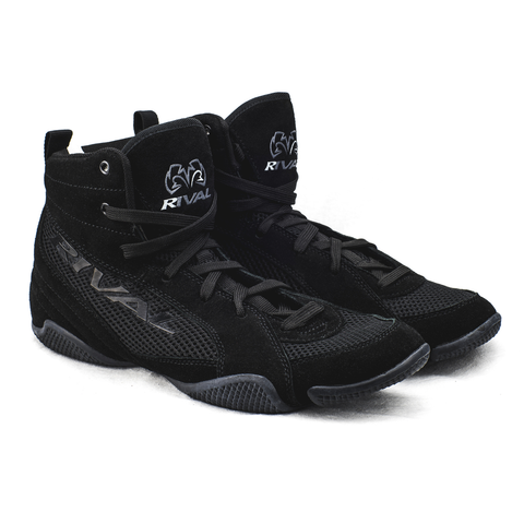 "RSX-GUERRERO ""Classic"" Lo-Top Boxing Boots - Youth"