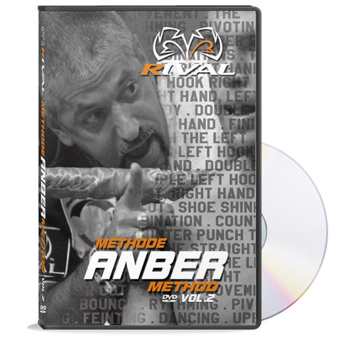 Anber Method DVD Vol 2 - English Version