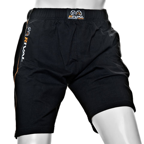 Rival TRAD Sweat Shorts with Pocket Logo