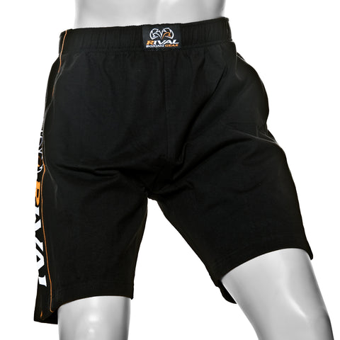 Rival TRAD Sweat Shorts with Side Logo