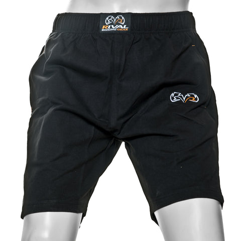 Rival TRAD Sweat Shorts with Back of Leg Logo