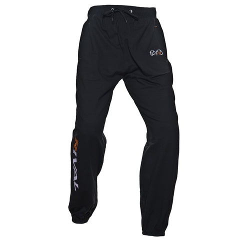 Rival TRAD Sweat Pants with Logo on Lower Leg
