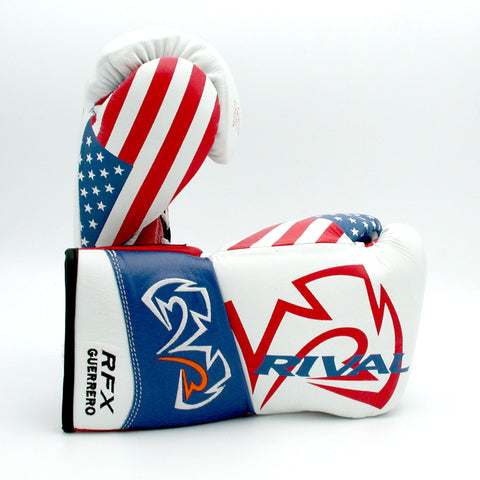 Rival RFX-Guerrero Pro Fight Gloves - USA Limited Edition