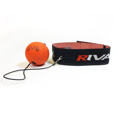 Reflex Ball - Elastic Headband with 2 rubber balls