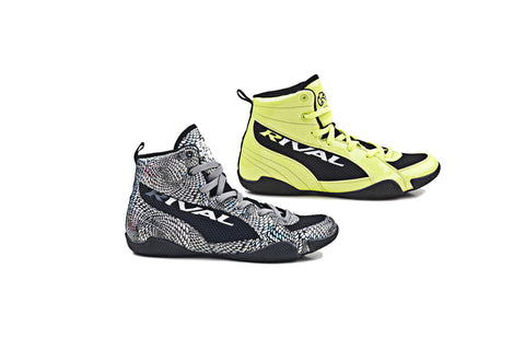 "RSX-GUERRERO ""Shiny"" Lo-Top Boxing Boots- Youth"