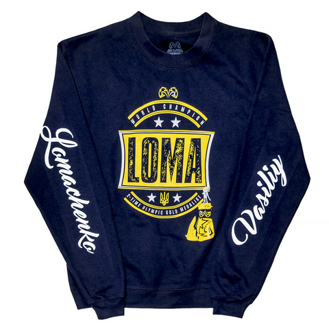 LOMA Crewneck World Champ