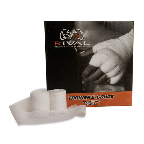 Rival Gauze Pack of 10
