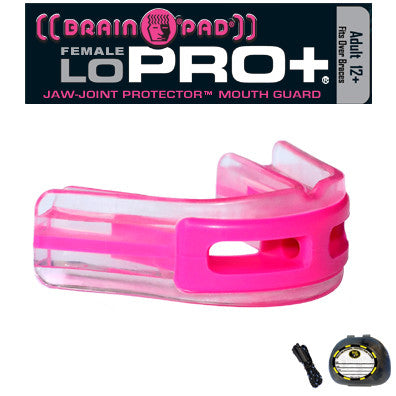Brain Pad LoPro Mouthguard for Women