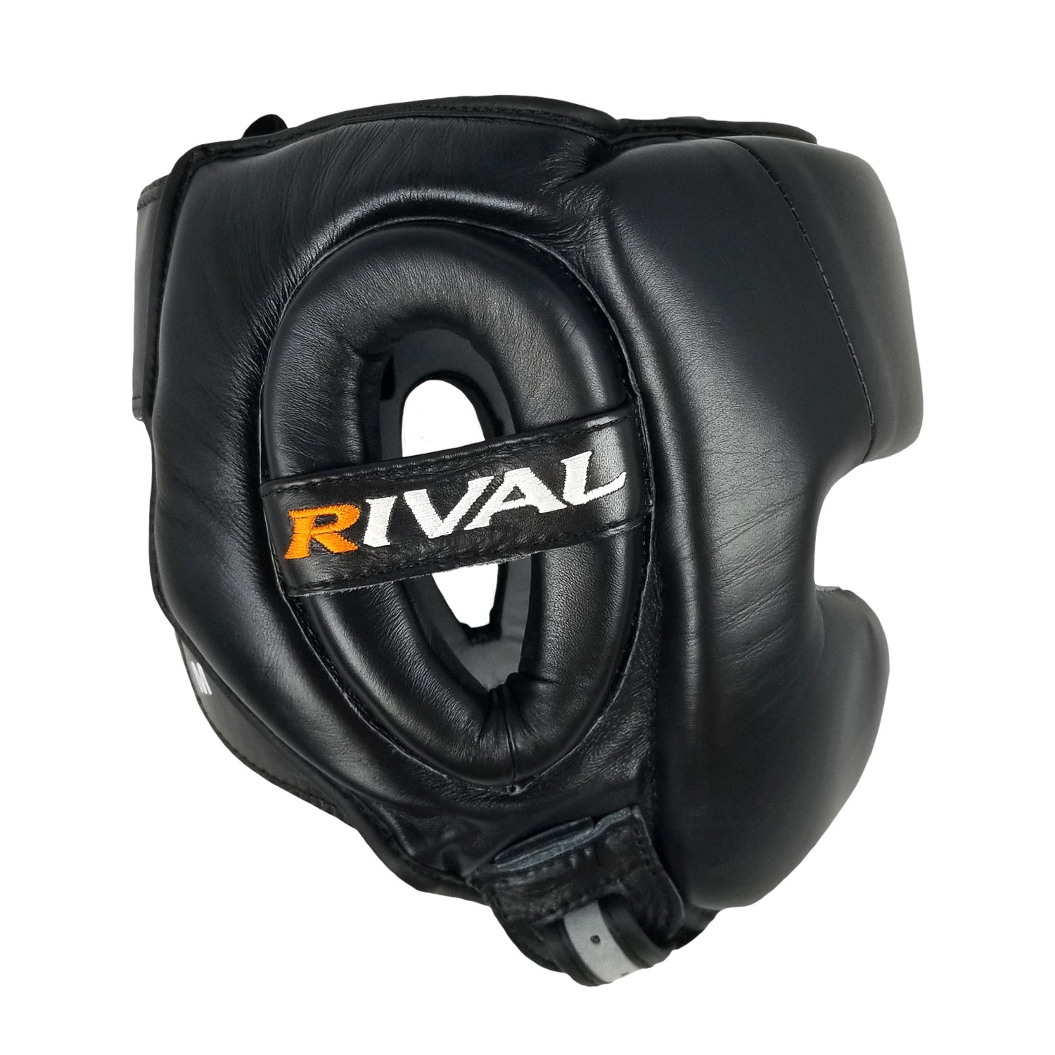 Black Red Rival Boxing Headguard RHG30 Mexican Training