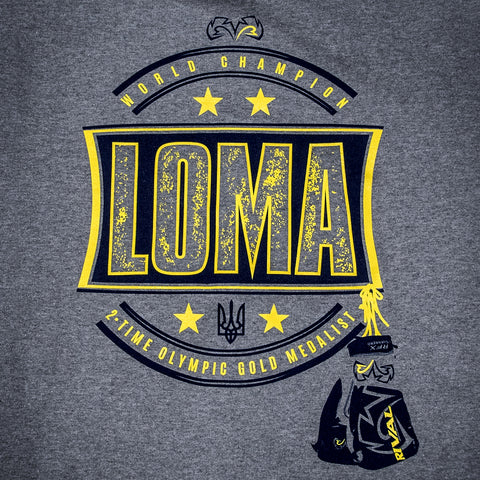 LOMA Zip-Up World Champ