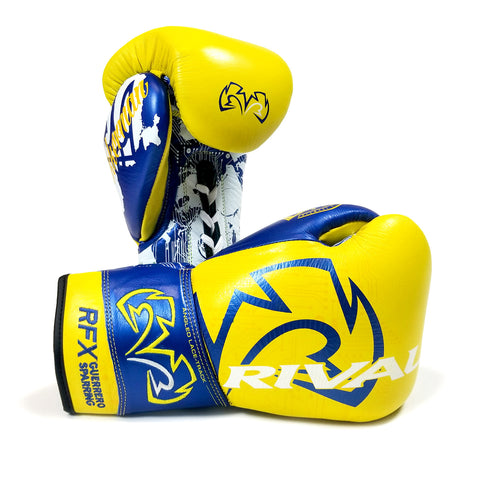 Rival LOMA Series RFX-Guerrero Sparring Gloves