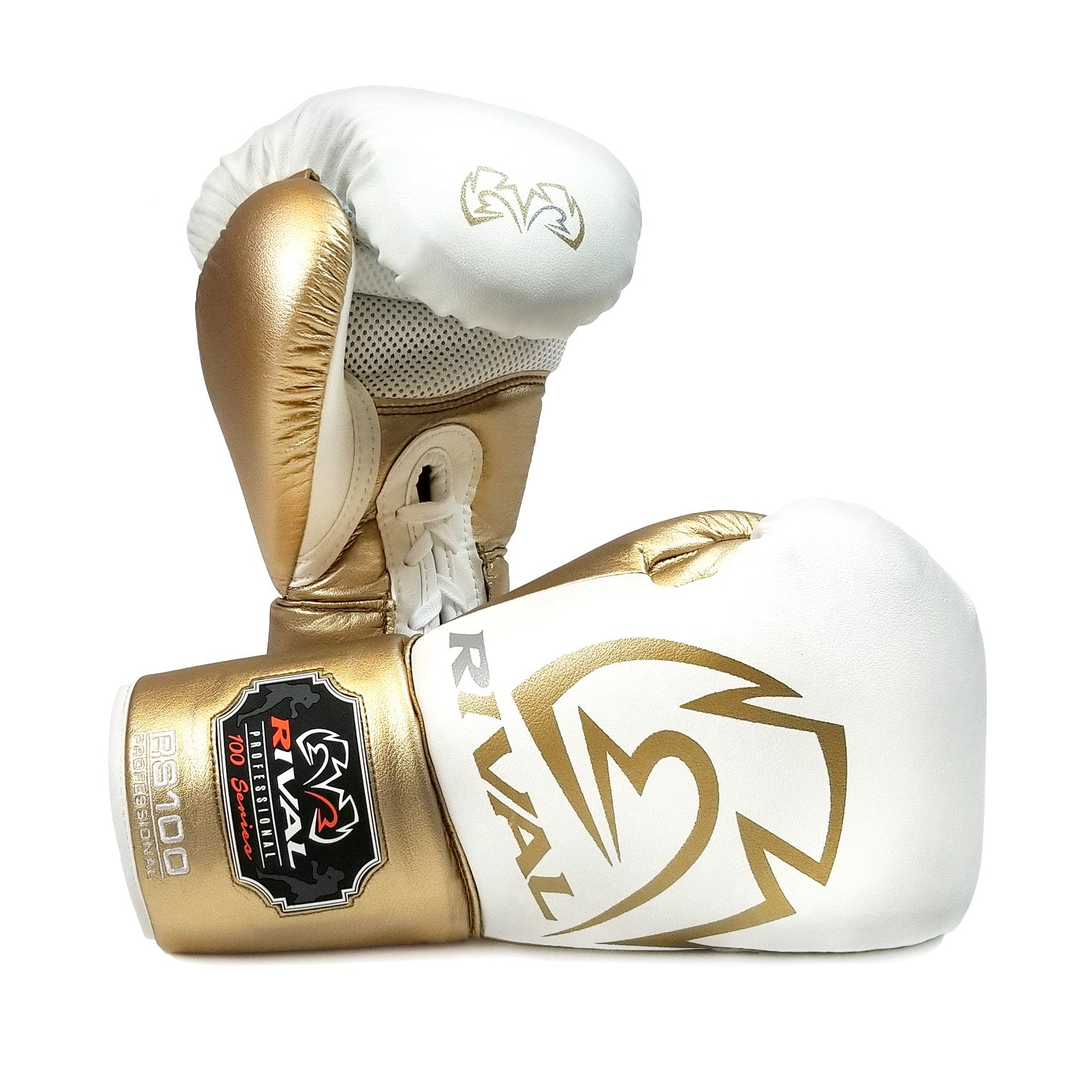 Rival Boxing Gloves RS100 Professional Sparring Gloves Choice of Colours