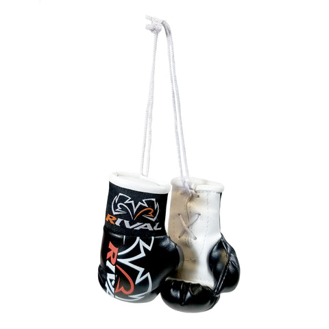 Rival Mini Boxing Gloves - Black