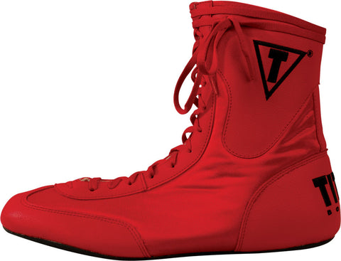 Title Youth Boxing Boot