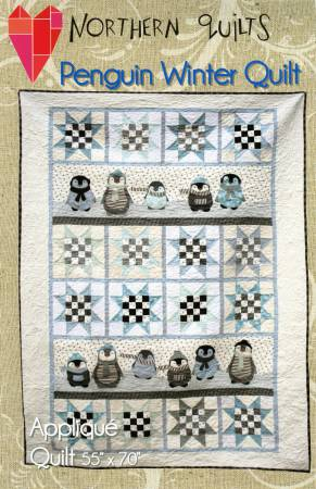 Penguin Winter Quilt