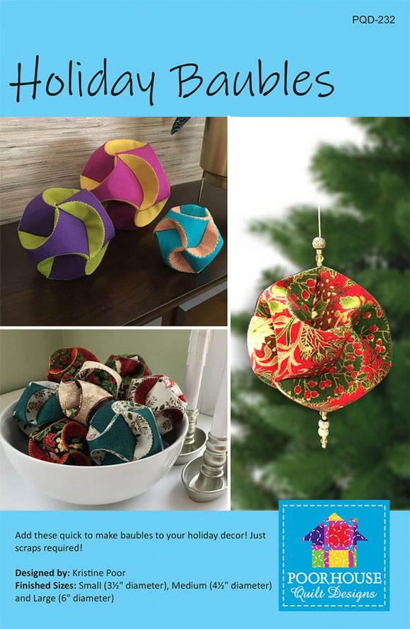 Holiday Baubles