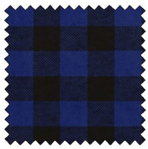 Lumberjack Flannel Blue Black