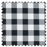 Lumberjack Flannel White Black