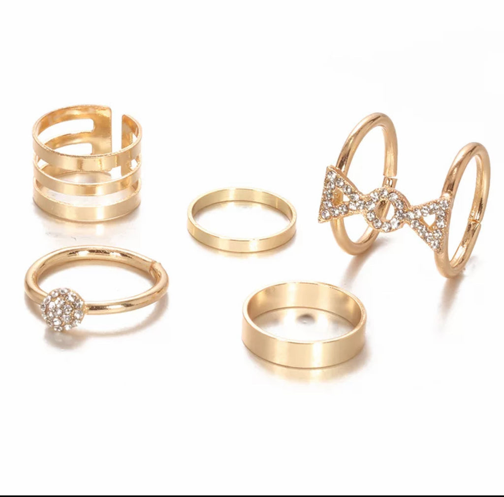 Reign Ring Set