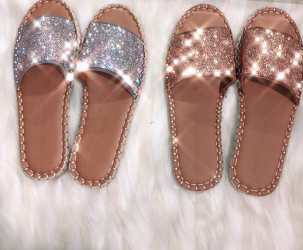 Sparkle Wherever- Rose Gold