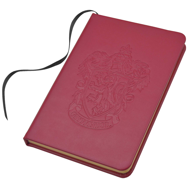 Gryffindor Embossed Notebook