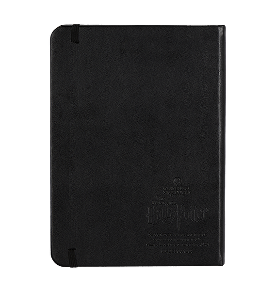Hogwarts Embossed Notebook