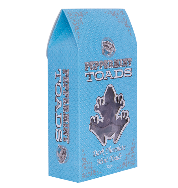 Peppermint Toads Chocolate