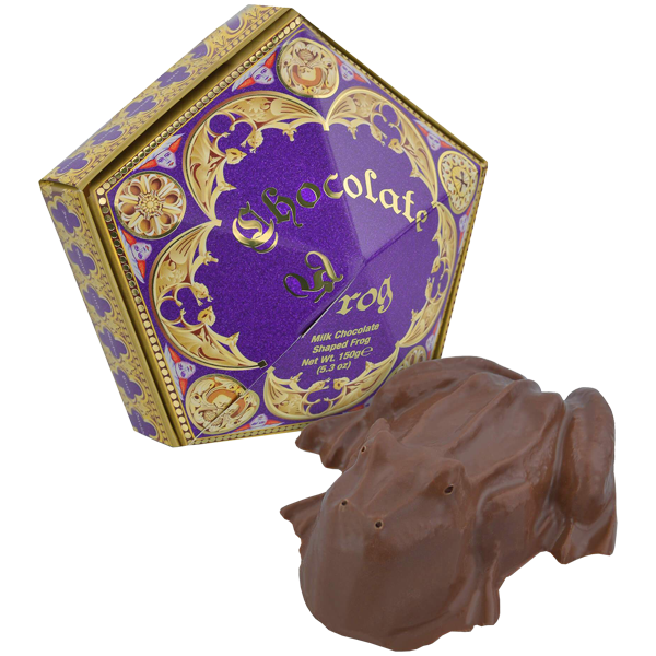 Chocolate Frog with Wizard Card