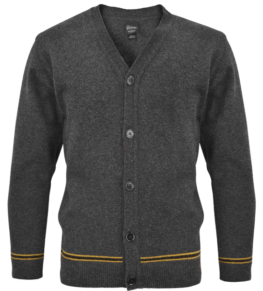 Authentic Lochaven Hufflepuff School Cardigan