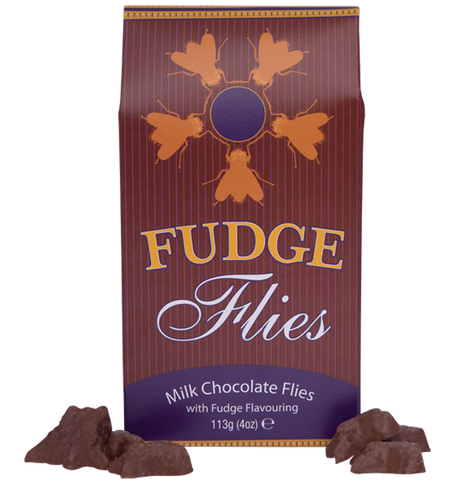 Fudge Flies Chocolate