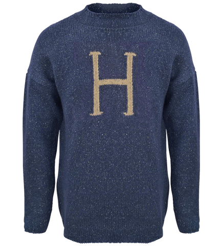 Authentic Lochaven H for Harry Sweater