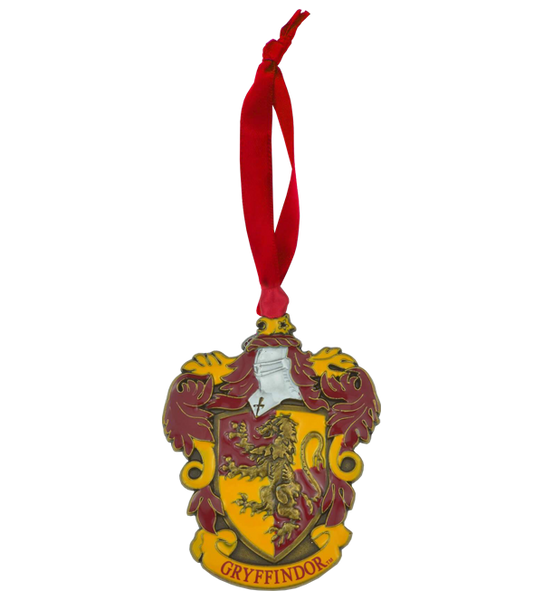 Gryffindor Crest Full Colour Ornament