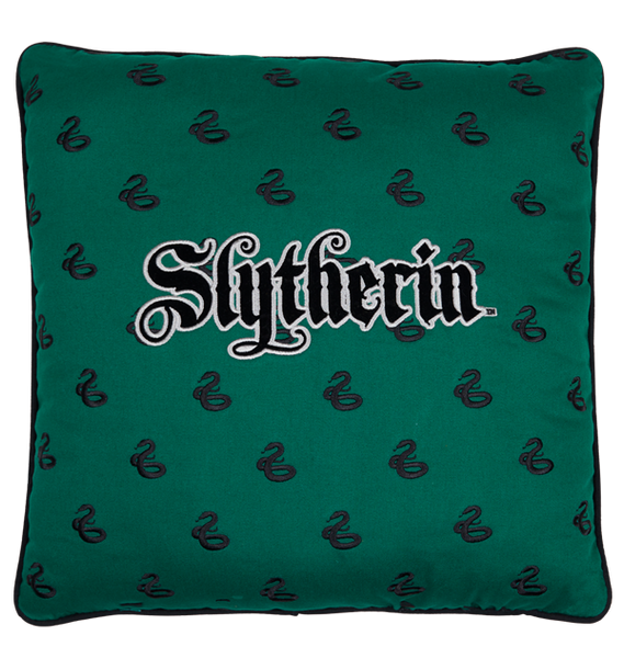 Slytherin House Pillow