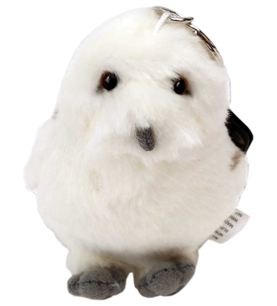 Hedwig Plush Key Chain