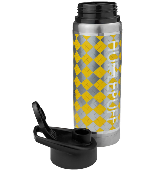 Hufflepuff Quidditch Stainless Bottle