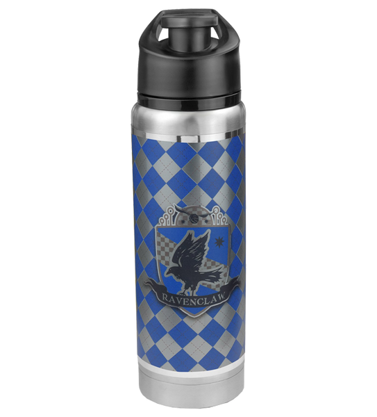 Ravenclaw Quidditch Stainless Bottle