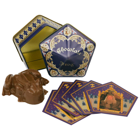 Chocolate Frog with Collectible Tin