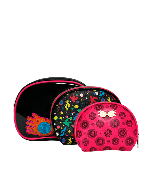 Loungefly Luna 2in1 Make Up Bag