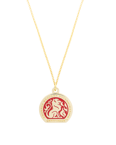 House Necklace Gryffindor