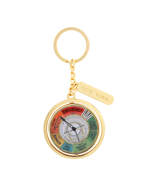 MACUSA Threat Detector Key Chain