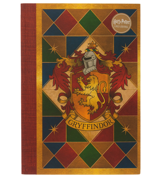 Gryffindor House Crest Notebook