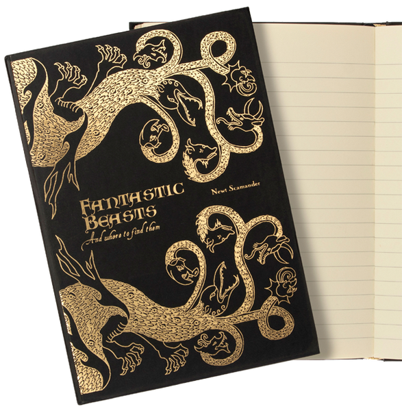 Fantastic Beasts & Where to Find Them Journal