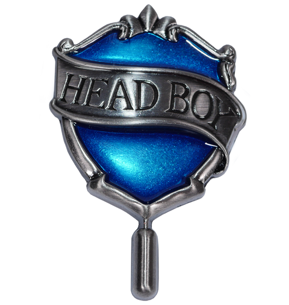 Ravenclaw Head Boy Pin