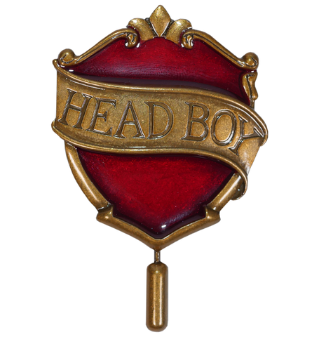 Gryffindor Head Boy Pin