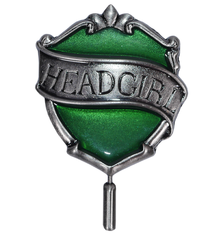 Slytherin Head Girl Pin