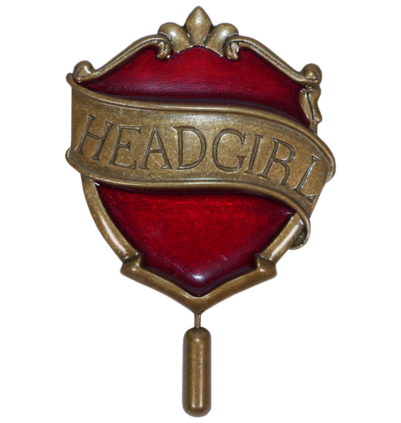 Gryffindor Head Girl Pin