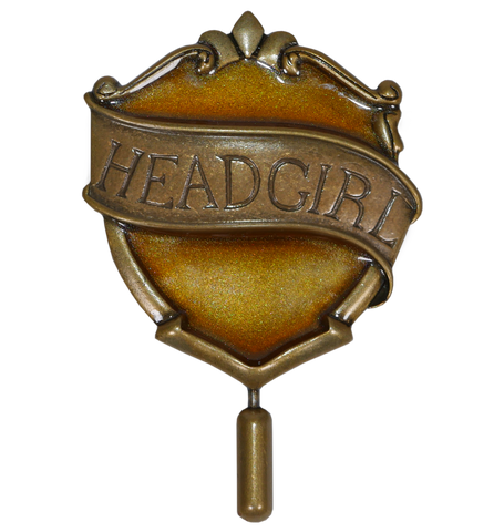 Hufflepuff Head Girl Pin