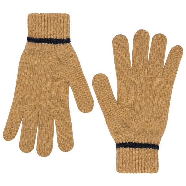 Authentic Lochaven Hufflepuff Gloves